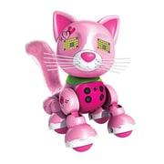 Spin Master™ Zoomer Meowzies Arista Toy, Pink (6028660-ARISTA)