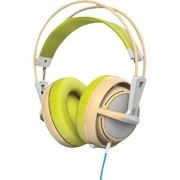 SteelSeries Siberia 200 Gaming Headset, Gaia Green