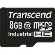 Transcend  Class 10 microSDHC Memory Card, 8GB (TS8GUSDHC10)