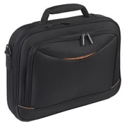 """Urban Factory™ CCC05UF-B City Classic Nylon Carrying Case for 12"""" - 13.3"""" Notebook, Black"""