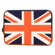 "Urban Factory™ FLG61UF United Kingdom Pattern Neoprene Sleeve for 15.6"" - 16"" Notebook"
