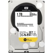 "WD  Re    SATA 6 Gbps 3.5"" Datacenter Capacity Internal Hard Drive, 1TB (WD1003FBYZ)"
