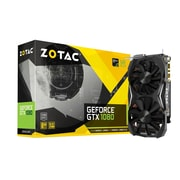 Zotac® NVDIA GeForce® GTX 1080 Mini PCI Express 3.0 Gaming Graphic Card, 8GB GDDR5X (ZT-P10800H-10P)