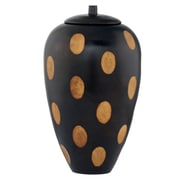 Modern Day Accents Covered Decorative Urn
