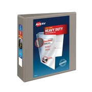 "3"" Avery® Heavy-Duty View Binder with One Touch™ EZD® Rings, Sand"