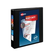 """1-1/2"""" Avery® Heavy-Duty View Binder with One Touch Slant-D™ Rings, Black"""