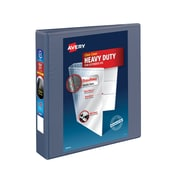 "1-1/2"" Avery® Heavy-Duty View Binder with One Touch™ EZD® Rings, Purple"