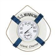 RAM Game Room Outdoor ''S.S. Minnow''  Wall Clock
