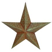 Craft Outlet Tin Star Wall Decor