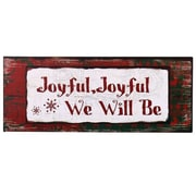 AdecoTrading Decorative Wood Wall Hanging Sign Wall D cor