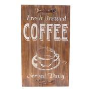 American Mercantile Wood Sign 'Coffee' Wall Decor