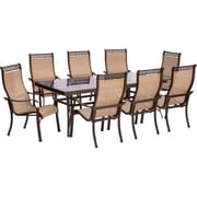 Hanover Monaco 9 Piece Dining Set