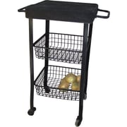 Metrotex Designs Rolling Utility Cart