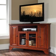 Darby Home Co Mcvey TV Stand; Classic Cherry