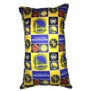Lillowz NBA Golden State Warriors 100pct Cotton Lumbar Pillow