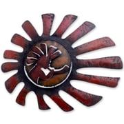 Novica J. Blas Handcrafted Musical Sun Wall Decor