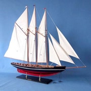 Handcrafted Nautical Decor Atlantic Model Ship