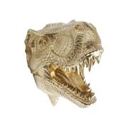Near and Deer T-Rex Dinosaur Head Wall D cor