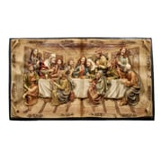 Hi-Line Gift Ltd. Last Supper Wall Decor