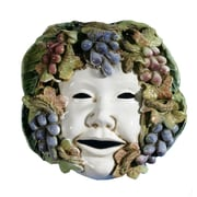 Intrada Extra Large Mask w/ Grapes Wall D cor
