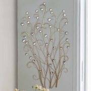 Stratton Home Decor Charming Acrylic Branch Wall D cor