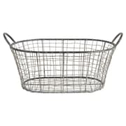A&B Home Nora Oval Wire Basket