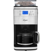 Keyton Grind and Brew Automatic Drip Coffee Maker w/ Multiple Coarse &  Brewing Modes and Settings - Stainless Steel - 12 Cup