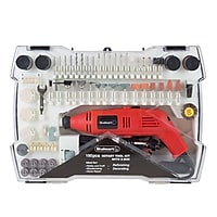 Stalwart 190-Piece Corded Rotary Tool Kit