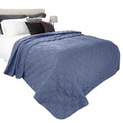 Lavish Home Solid Color Quilt by Lavish Home, Assorted Colors