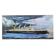 Old Modern Handicrafts Titanic 3D Painting Wall D cor