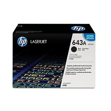 HP 643A (Q5950A) Black Original LaserJet Toner Cartridge