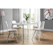 The Collection German Furniture Bresso Extendable Dining Table