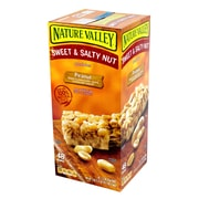 Nature Valley Sweet & Salty Nut Granola Bars Peanut, 48 Count (220-00449)
