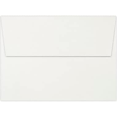 LUX A7 Invitation Envelopes (5 1/4 x 7 1/4) 1000/Box, 60lb. White w/Peel & Press (4880-WPP-1000)