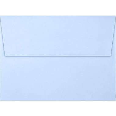 LUX A7 Invitation Envelopes (5 1/4 x 7 1/4) 250/Box, Baby Blue (EX4880-13-250)