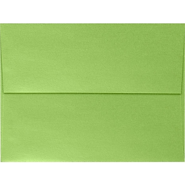 LUX A7 Invitation Envelopes (5 1/4 x 7 1/4) 50/Box, Fairway Metallic (5380-25-50)