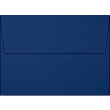 LUX A7 Invitation Envelopes (5 1/4 x 7 1/4) 500/Box, Navy (LUX-4880-103-25)