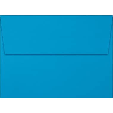 LUX A7 Invitation Envelopes (5 1/4 x 7 1/4) 1000/Box, Pool (LUX-4880-102-25)