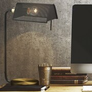 Luxeria Zone Lighting Megan 19.5'' Table Lamp