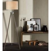Luxeria Zone Lighting Paige 60'' Tripod Floor Lamp