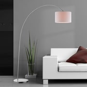 Luxeria Zone Lighting Ashley 78'' Arched Floor Lamp