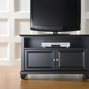 Darby Home Co Hanoverton TV Stand; Black