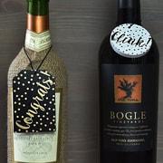 Kovot 5 Piece Celebration Wine Marker Tag Set