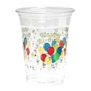 Kovot Happy Birthday 16 oz. Plastic Everday Cup (Set of 50)