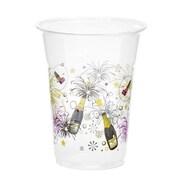 Kovot New Years Celebration 16 oz. Plastic Everday Cup (Set of 50)