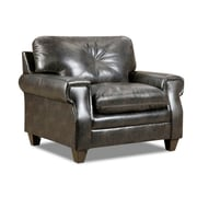LYKE Home Tufted Back Club Chair