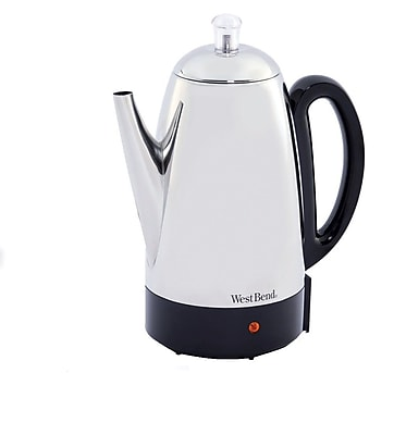 West Bend 12 Cup Electric Percolator WYF078275703515