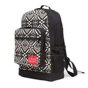 Manhattan Portage Totem Morningside Backpack, Black (1212-TOTEM BLK)