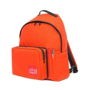 Manhattan Portage Big Apple Backpack With Pen Holder, Medium Size, Orange (1210-BD-2 ORG)