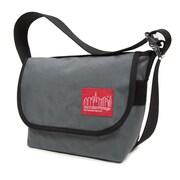 Manhattan Portage Vintage Messenger Bag JR, Small, Grey (1605V-JR GRY)